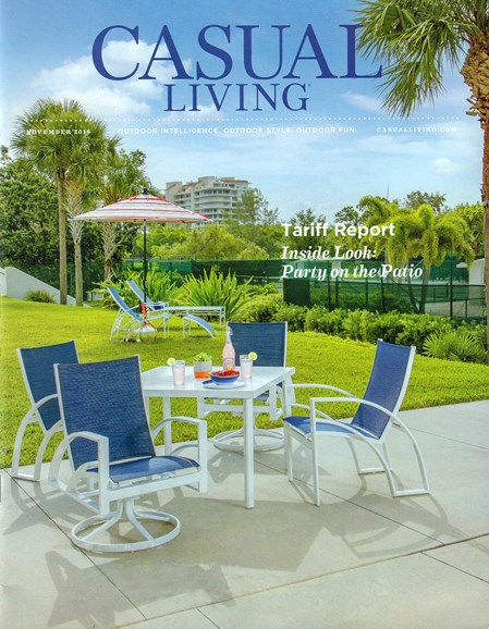 Casual Living Cover - 11/1/2018