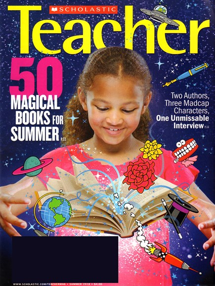 Scholastic Teacher Cover - 6/1/2018