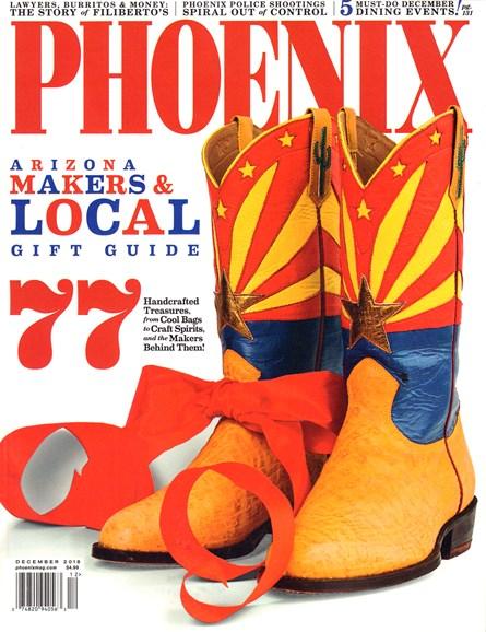 Phoenix Magazine Cover - 12/1/2018
