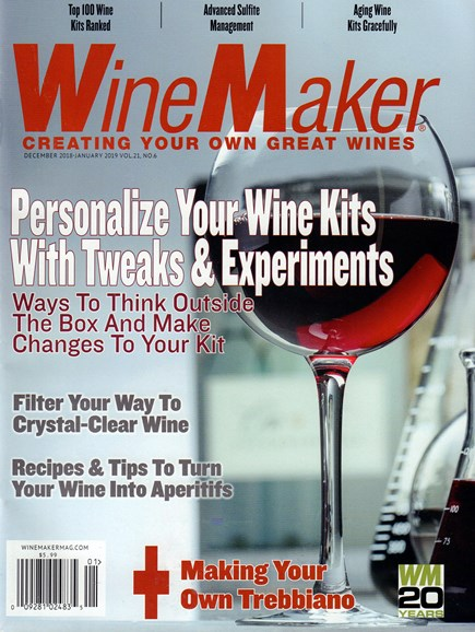 Winemaker Cover - 12/1/2018