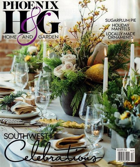 Phoenix Home & Garden Cover - 12/1/2018