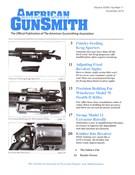 American Gunsmith Magazine 11/1/2018