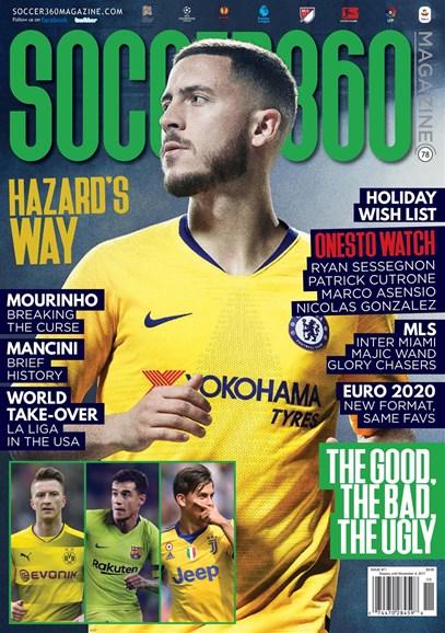 Soccer 360 Cover - 11/1/2018