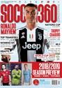 Soccer 360 Magazine | 9/2018 Cover