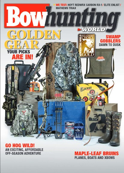 Bowhunting World Cover - 1/1/2018