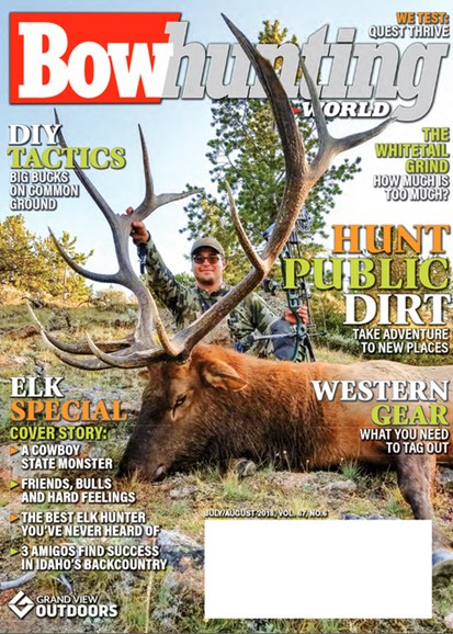 Bowhunting World Cover - 7/1/2018