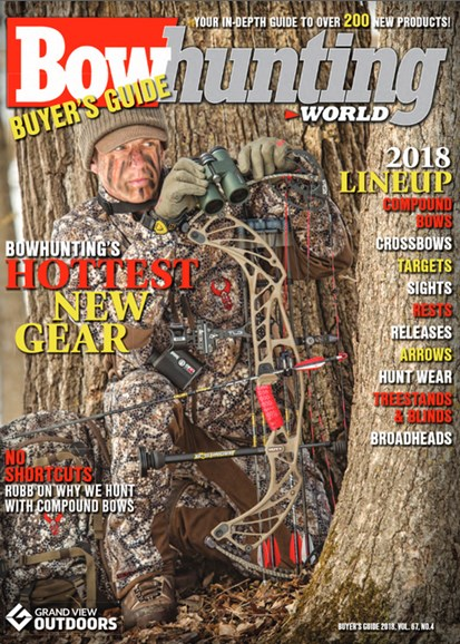 Bowhunting World Cover - 6/1/2018