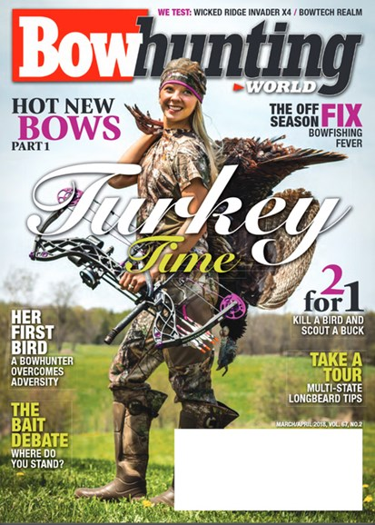 Bowhunting World Cover - 3/1/2018