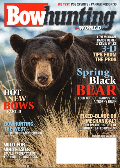Bowhunting World Cover - 5/1/2018