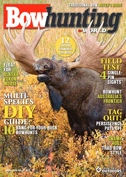 Bowhunting World Cover - 10/1/2018