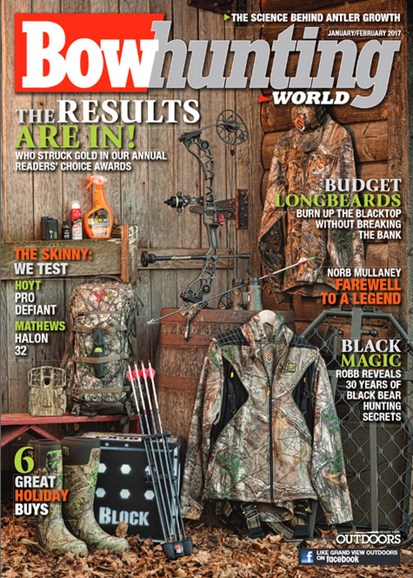 Bowhunting World Cover - 1/1/2017