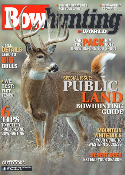 Bowhunting World Cover - 7/1/2017