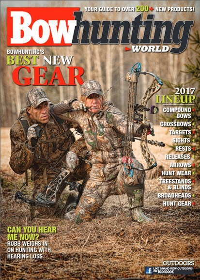 Bowhunting World Cover - 6/1/2017