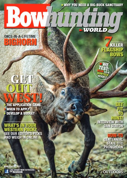 Bowhunting World Cover - 3/1/2017