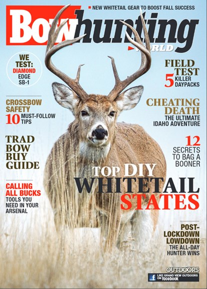 Bowhunting World Cover - 11/1/2017