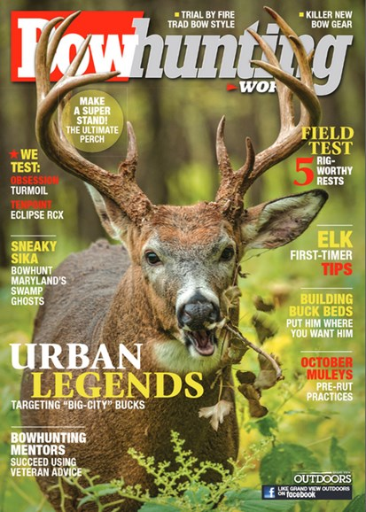 Bowhunting World Cover - 9/1/2017