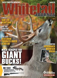 Whitetail Journal Magazine | 12/1/2018 Cover