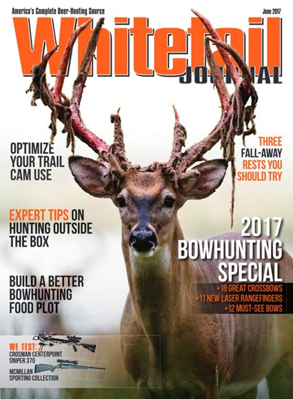 Whitetail Journal Cover - 6/1/2017