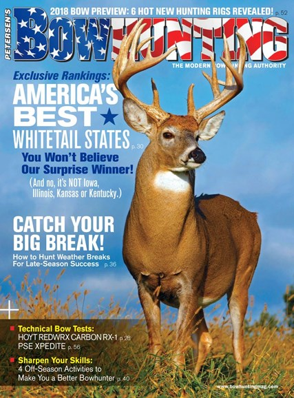 Petersen's Bowhunting Cover - 1/1/2018
