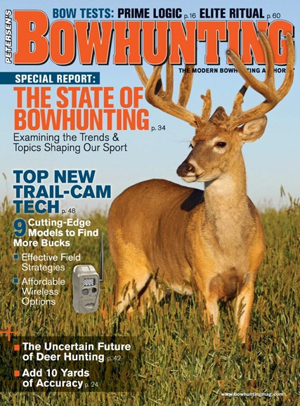 Petersen's Bowhunting Cover - 7/1/2018
