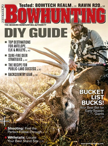 Petersen's Bowhunting Cover - 6/1/2018