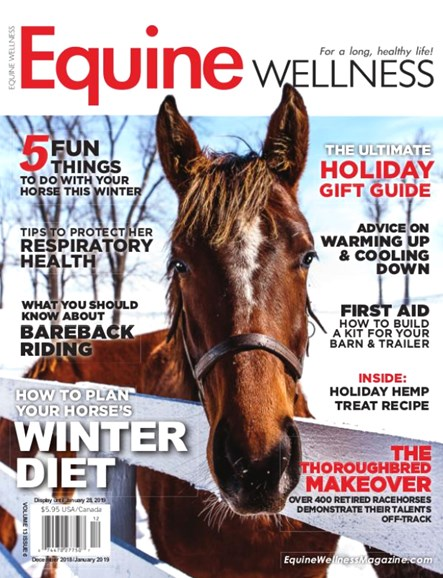 Equine Wellness Cover - 12/1/2018