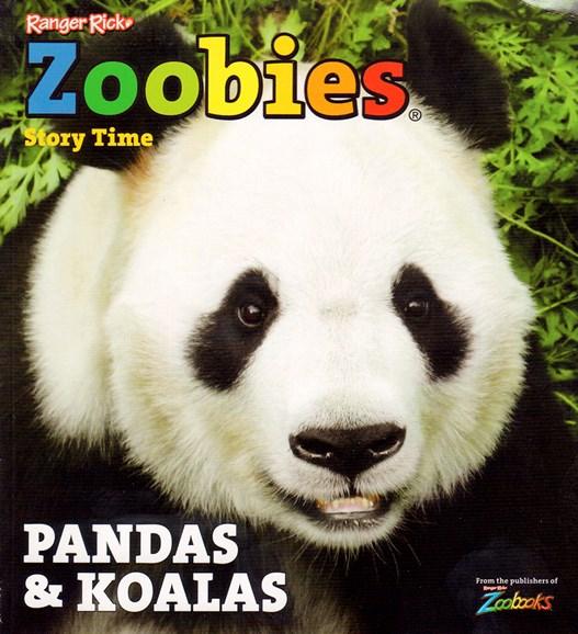 Zoobies Cover - 10/1/2018