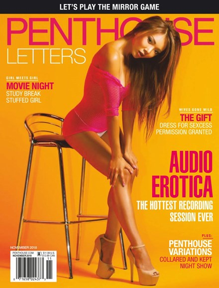 Penthouse Letters Cover - 11/1/2018