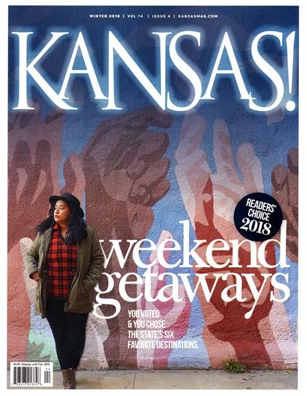KANSAS! Cover - 12/1/2018
