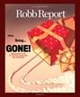 Robb Report Magazine | 12/2018 Cover
