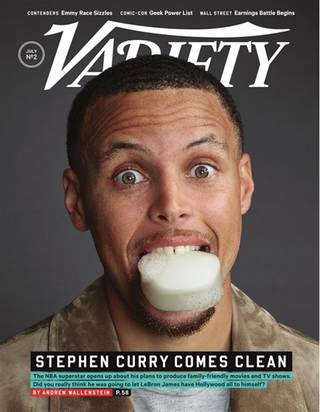 Variety Cover - 7/18/2018