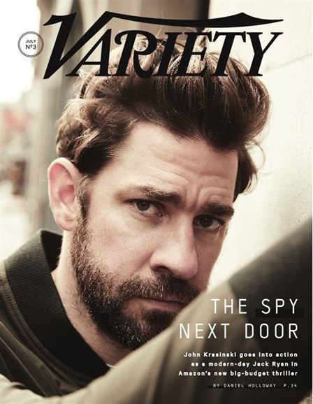 Variety Cover - 7/24/2018