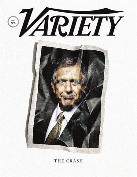 Variety Cover - 7/31/2018
