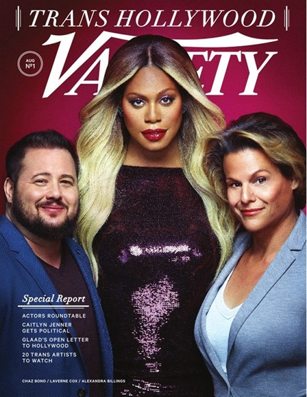 Variety Cover - 8/8/2018
