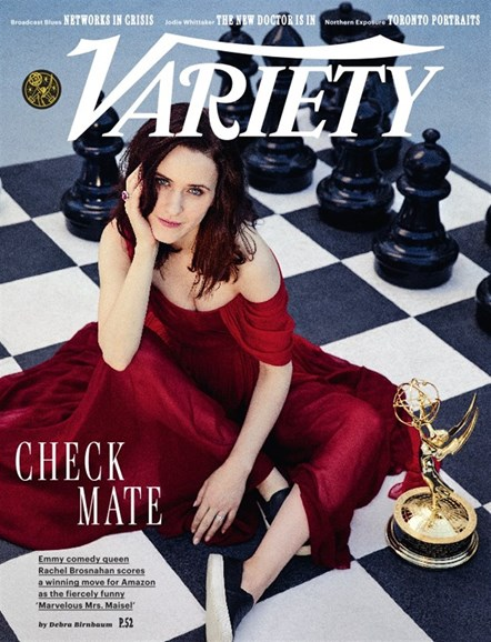 Variety Cover - 9/20/2018