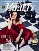 Weekly Variety Magazine 9/20/2018
