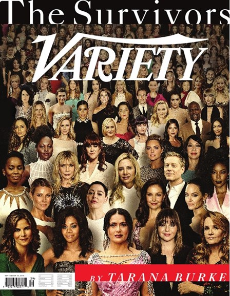 Variety Cover - 9/25/2018