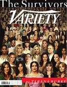 Weekly Variety Magazine 9/25/2018