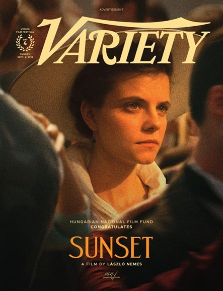 Variety Cover - 9/3/2018