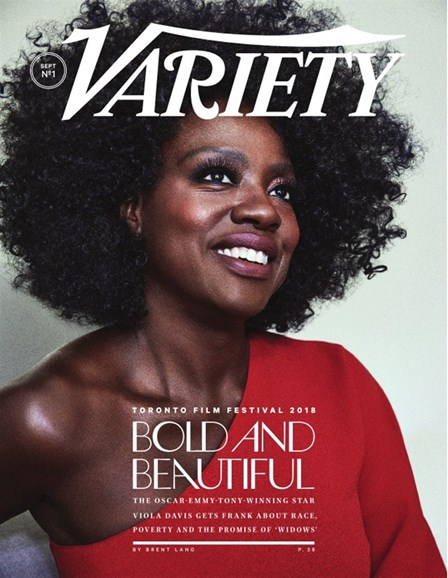 Variety Cover - 9/4/2018