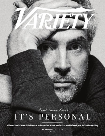Variety Cover - 10/23/2018