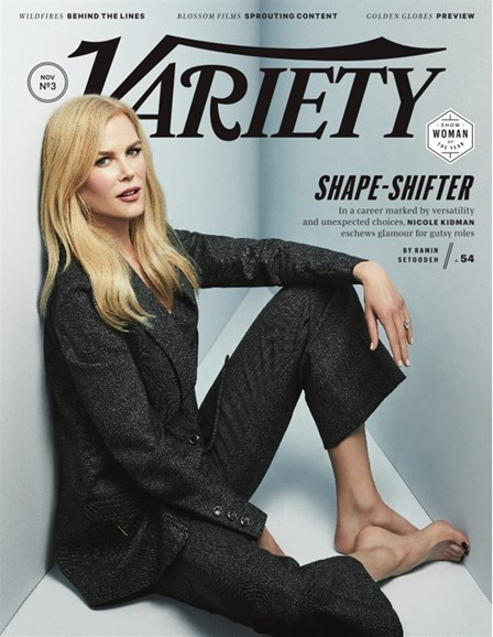 Variety Cover - 11/20/2018