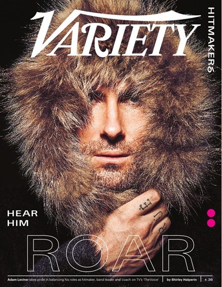 Variety Cover - 11/27/2018