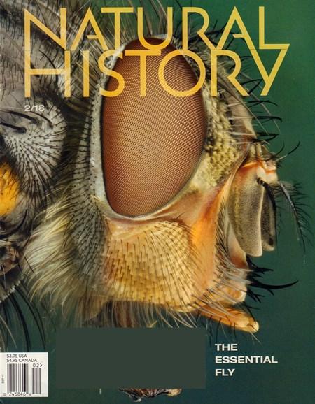 Natural History Cover - 2/1/2018