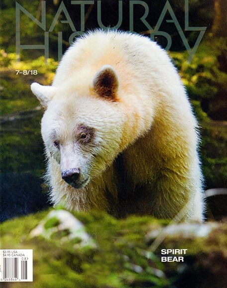 Natural History Cover - 7/1/2018