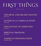 First Things Magazine 2/1/2017