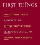 First Things Magazine 3/1/2017