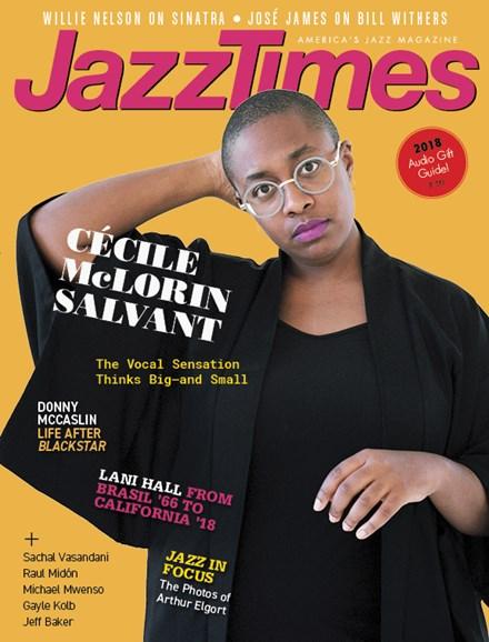 JazzTimes Cover - 12/1/2018
