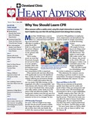 Heart Advisor Newsletter 6/1/2018
