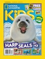National Geographic Kids Magazine | 12/2018 Cover